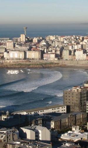 O Concello de A Coruña non prevé de momento a expropiación dos inmobles en ruínas