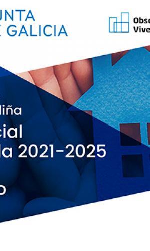 Pacto Social pola Vivenda de Galicia 2021-2025. En liña. 03/03/2021