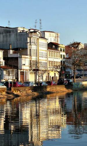 O Instituto Galego de Vivenda licita a rehabilitación dos tres últimos inmobles que adquiriu no casco histórico de Betanzos