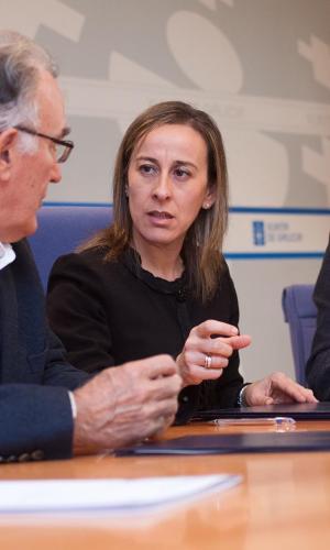 A Xunta facilitará a rehabilitación de edificacións históricas nos concellos de Boiro e O Barco de Valdeorras