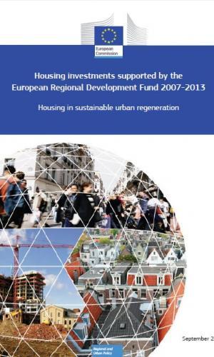 Investimentos de vivenda apoiados polo Fondo Europeo de Desenvolvemento Rexional 2007-2013