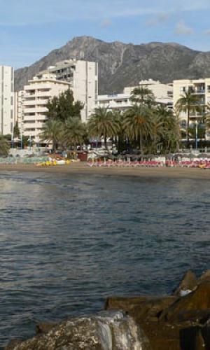 Marbella é a terceira cidade de España co alugueiro de vivenda máis elevado, segundo TecniTasa