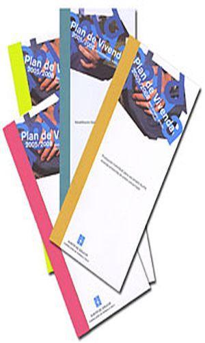 Plan de vivenda 2009-2012. Xunta de Galicia. 2009. (non vixente)