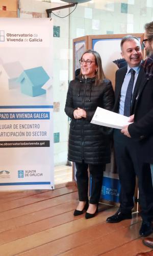 Presentación do Observatorio da Vivenda de Galicia
