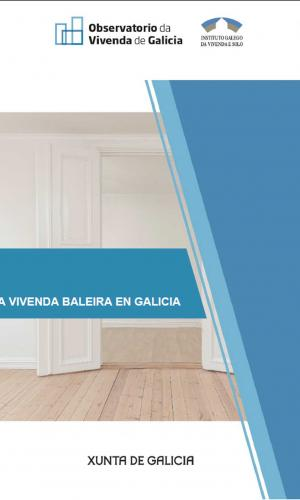 La vivienda vacía en Galicia. 2019 (borrador)