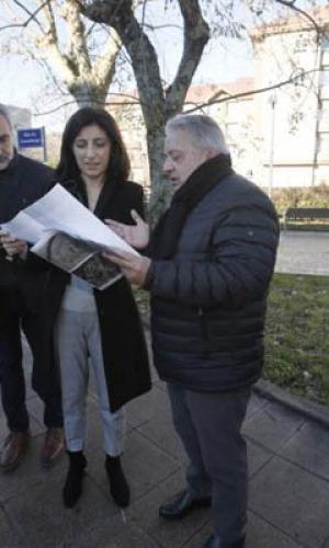 Medio Ambiente adxudicará en febreiro as obras de rehabilitación do inmoble 44 da rúa Alemaña, no barrio de Monteporreiro en Pontevedra