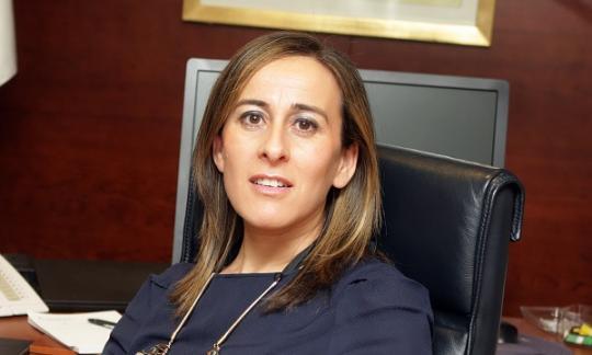 Entrevistamos a Ethel Vázquez, conselleira de Infraestruturas e Vivenda da Xunta de Galicia