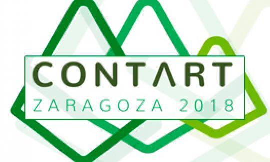 CONTART Zaragoza 2018. Zaragoza. Do 30/05 ao 01/06 do 2018