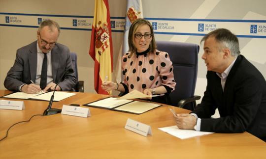 A Xunta e o Consello da Avogacía Galega renovan a súa colaboración, que incorporará un número 900 para facilitar o asesoramento xurídico gratis ás persoas sen recursos en risco de perder a vivenda