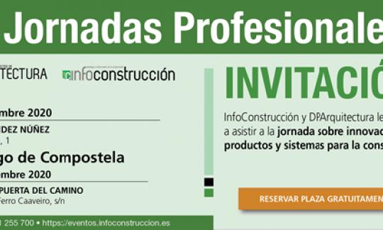 Infoconstrución. Innovación en produtos e sistemas para a construción