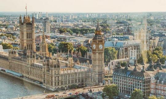 Os prezos da vivenda en Reino Unido aumentan segundo diminúe a incerteza