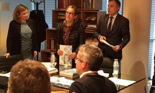Celébrase a primeira reunión do Consello do Observatorio da Vivenda de Galicia