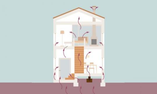 A Xunta publica a primeira guía para facer fronte ao radon en vivendas xa existentes