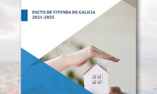 Pacto de Vivenda de Galicia 2021 - 2025