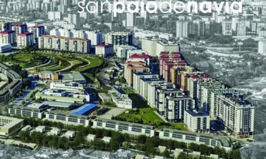 A Xunta comeza a notificar aos propietarios de terreos en San Paio de Navia que acepta a permuta de solo por edificación