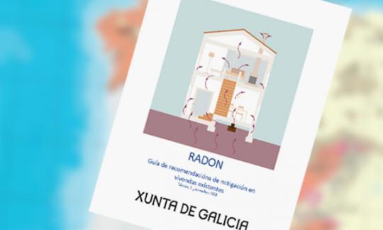 Radon. Guía de recomendacións para vivendas existentes