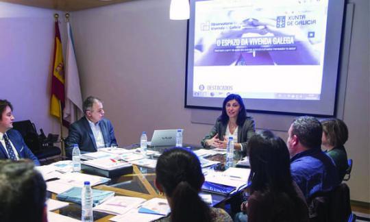 O IGVS xestionará en 2019 case 40 M€ co fin de manter o impulso ás políticas de rehabilitación e de acceso á vivenda social