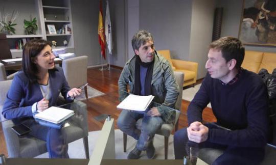 Máis de 7.000 familias galegas beneficiaranse este ano dos programas de vivenda da Xunta